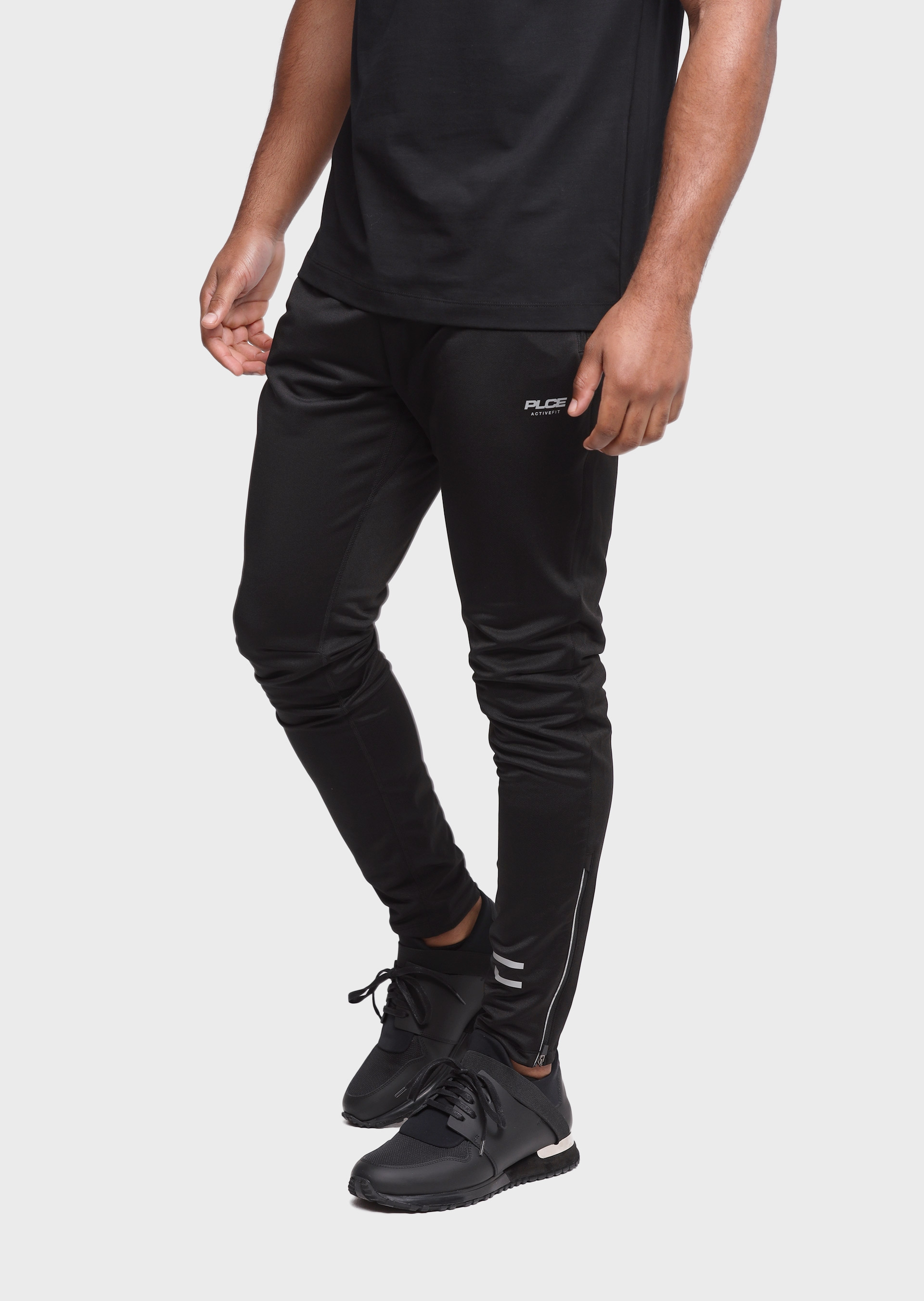 Roping Black Joggers second_image