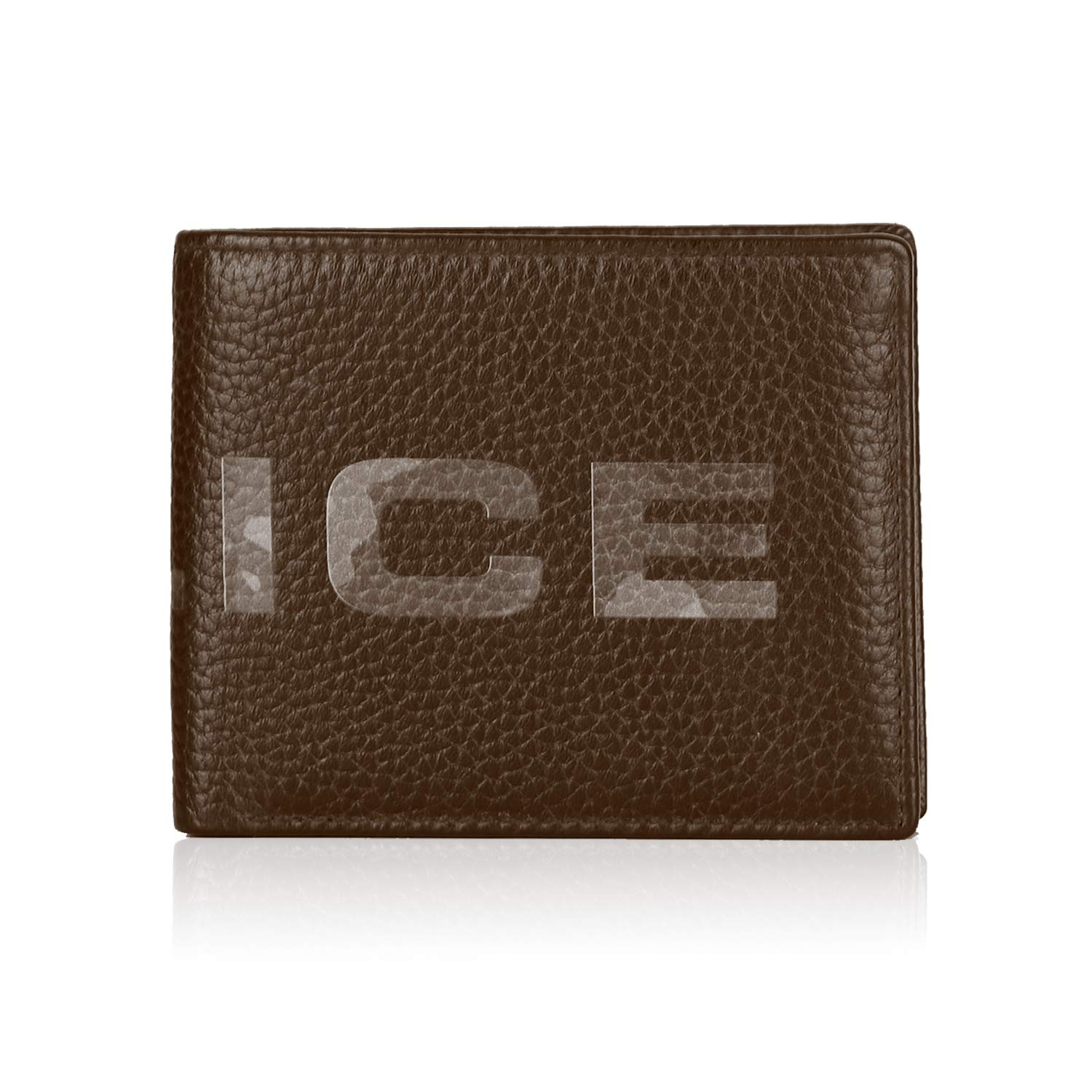 Compact Oak Brown Wallet Morass second_image