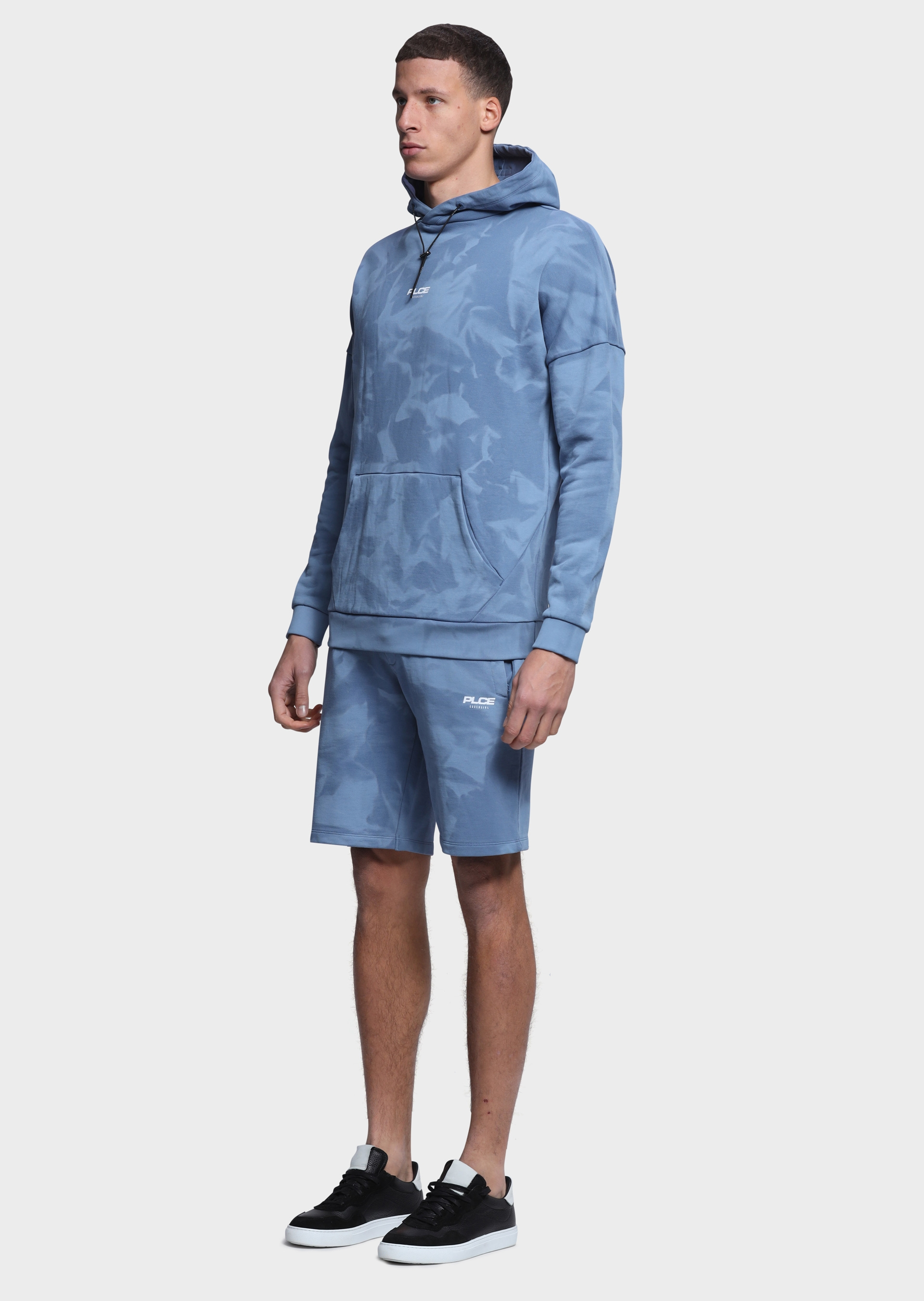 Stand Petrol Blue Shorts second_image