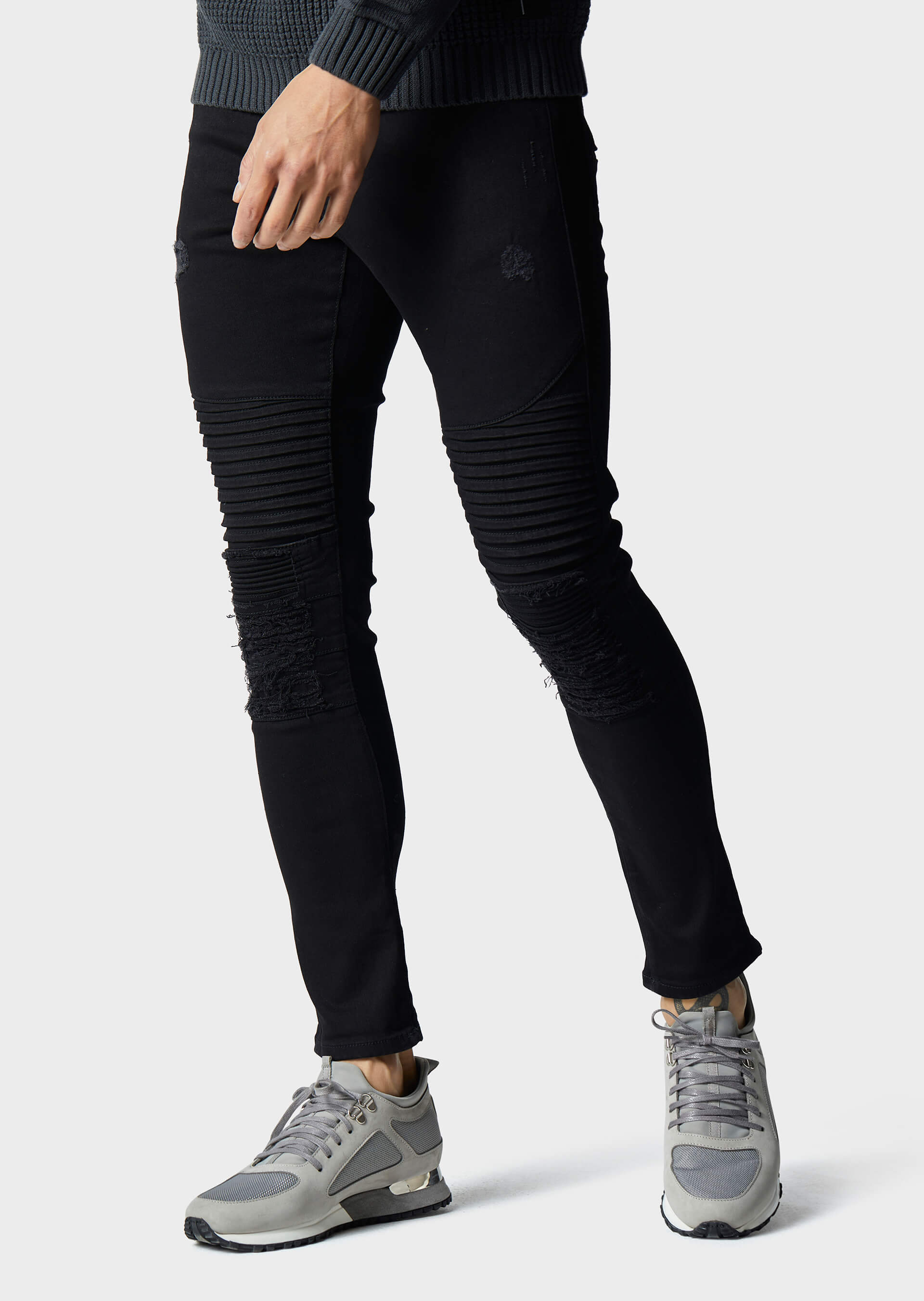 Brady Buell 383 Skinny Fit Jeans second_image