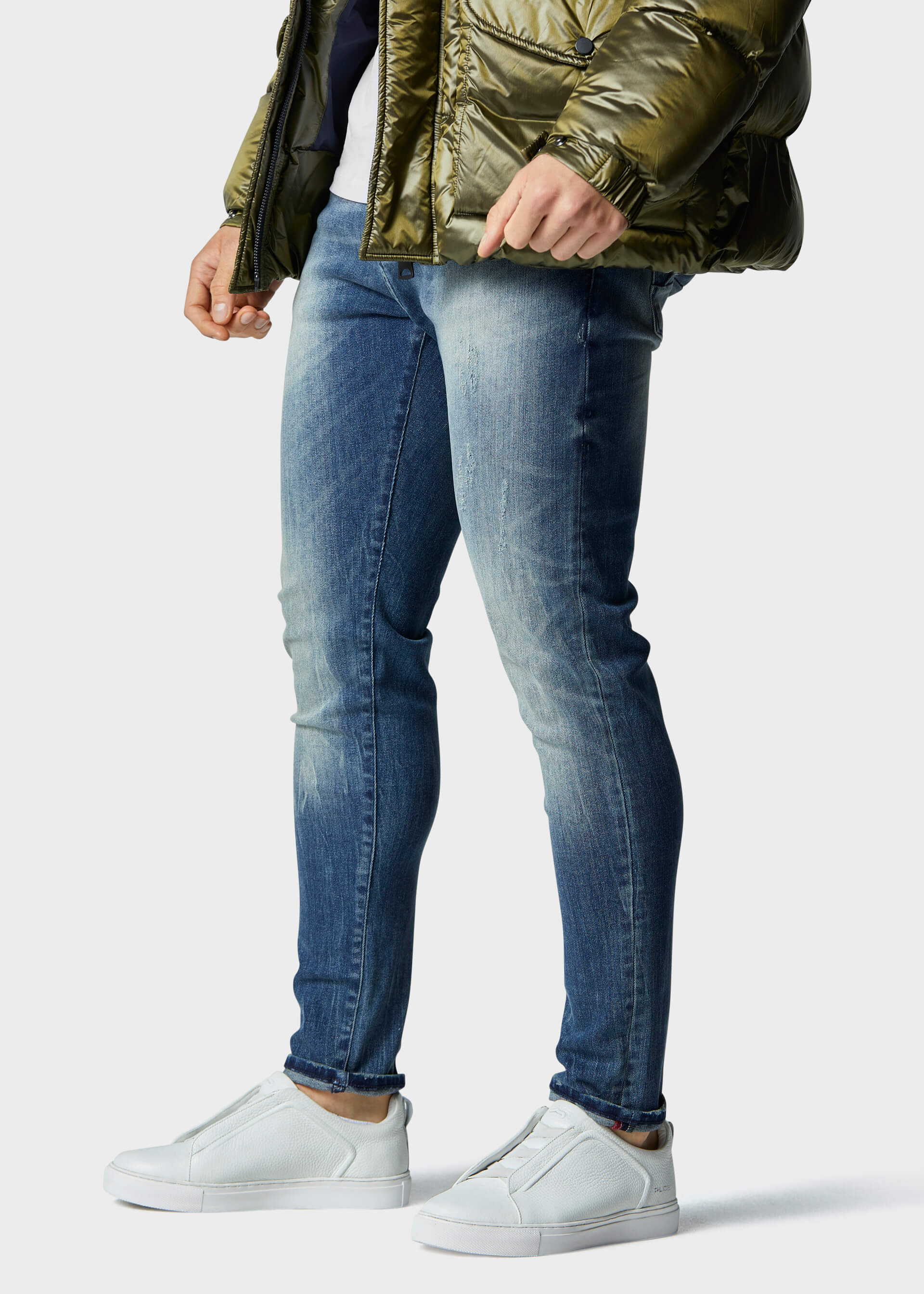 Moriarty LAK 738 Slim Fit Jeans second_image