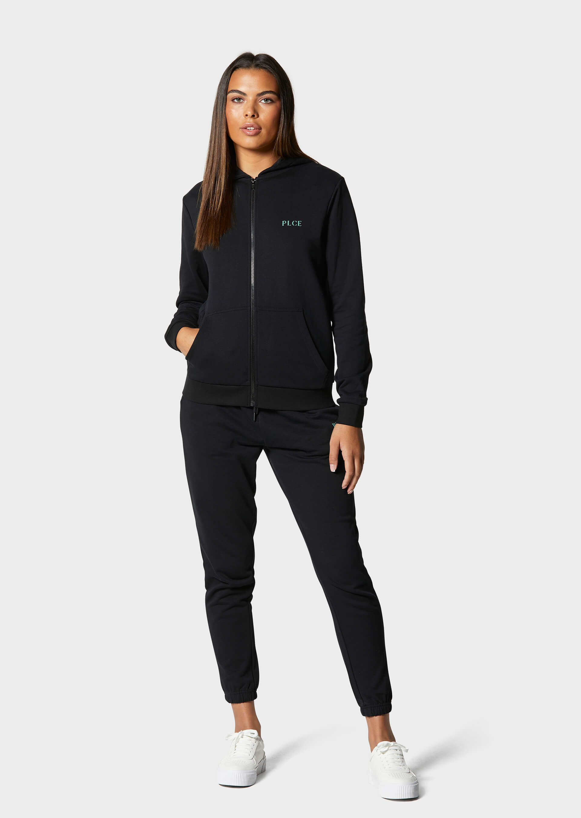 Milly Black Jogger second_image