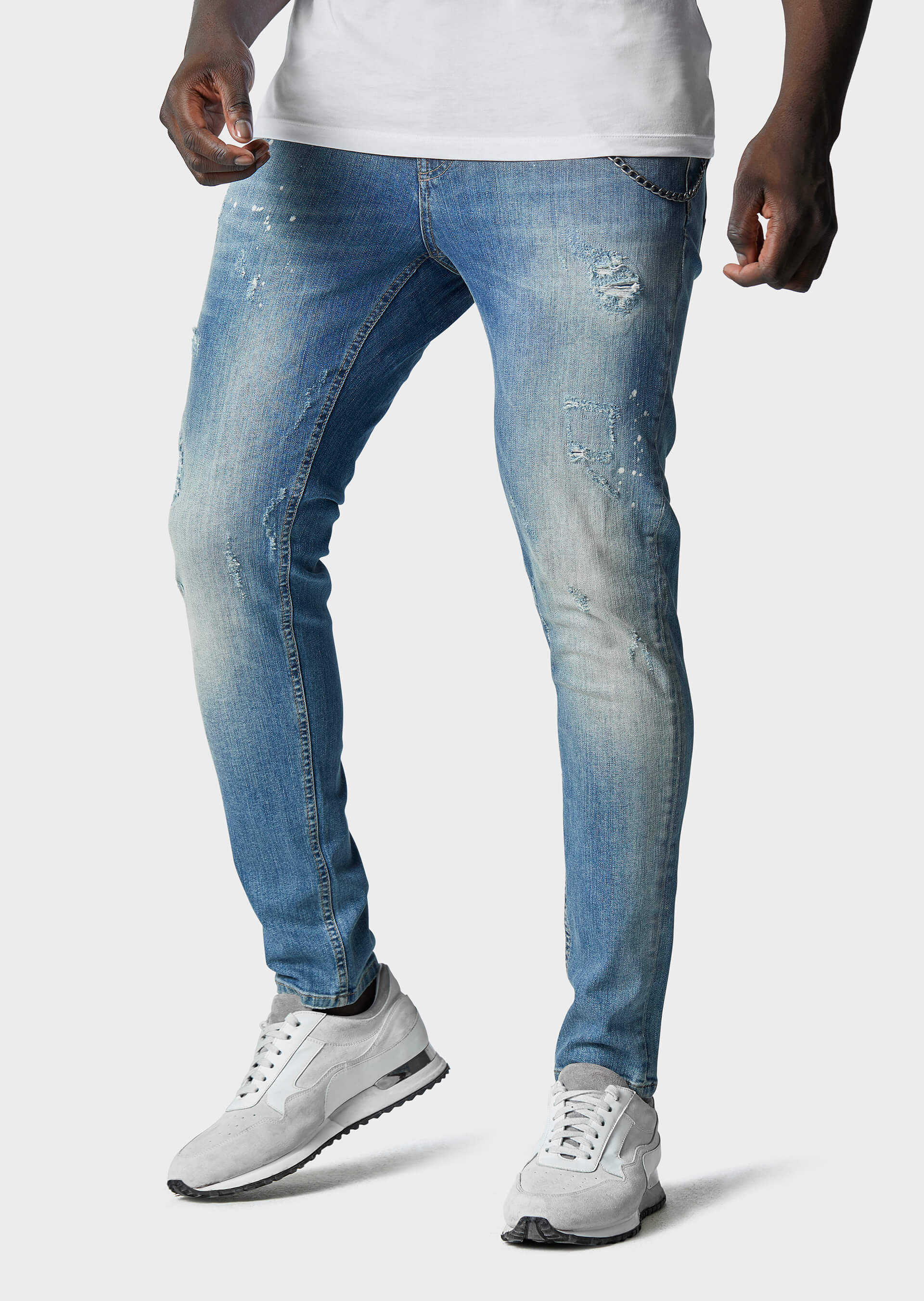 Moriarty COB 715 Slim Fit Jeans second_image