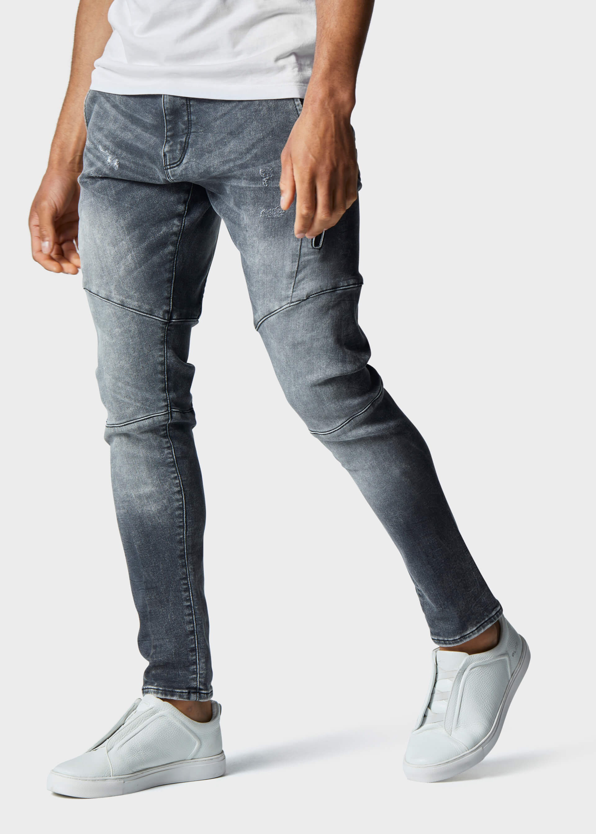 Moriarty ROG 615 Slim Fit Jeans second_image