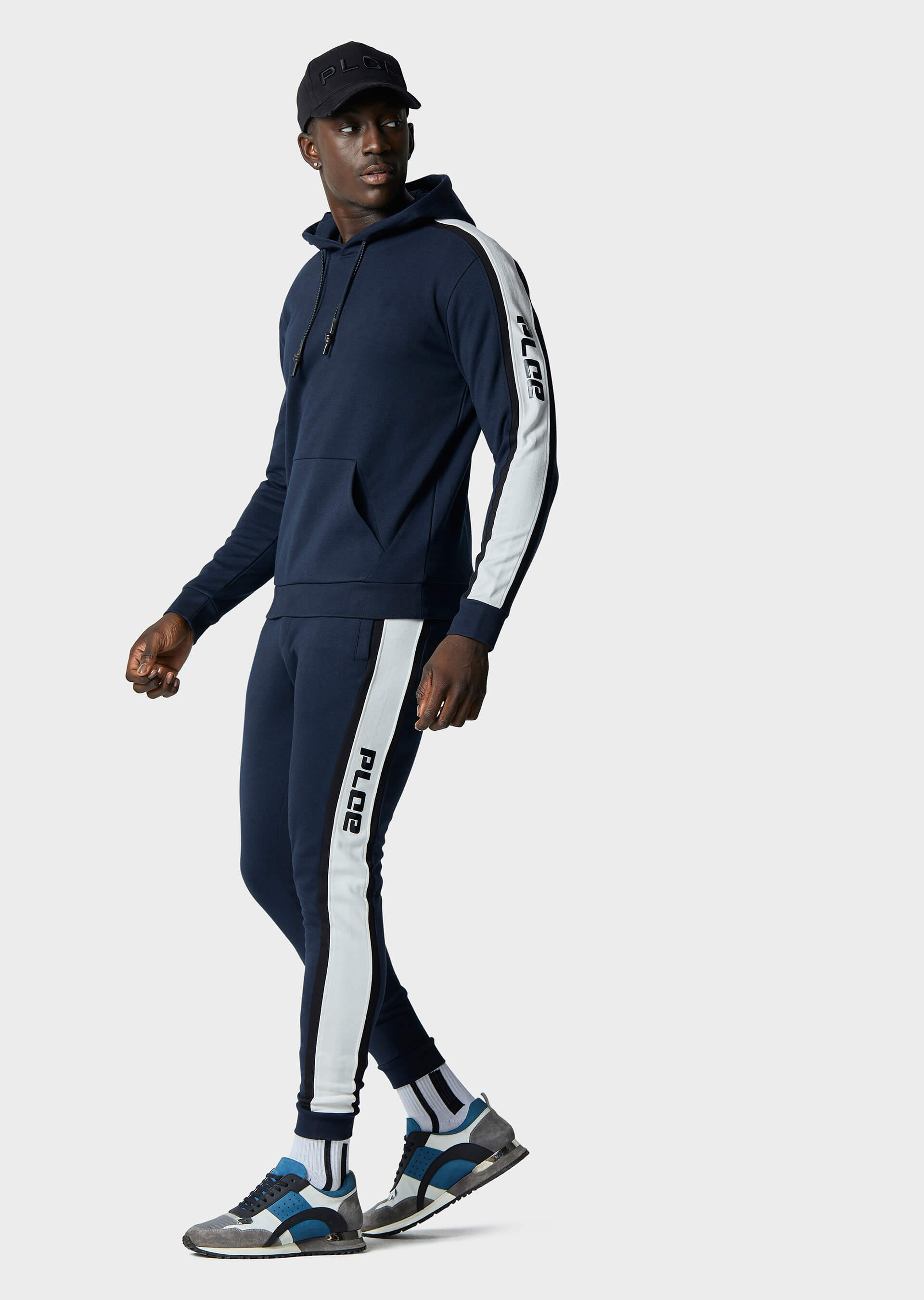 Rigby Navy Jogger second_image