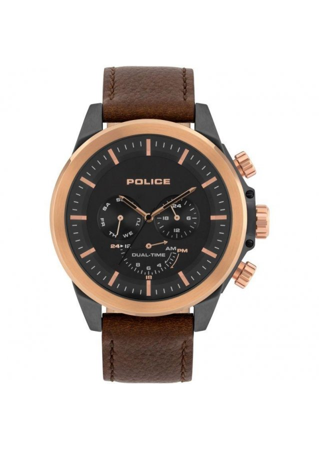 Belmont Police Watches - 15970JSUR/02