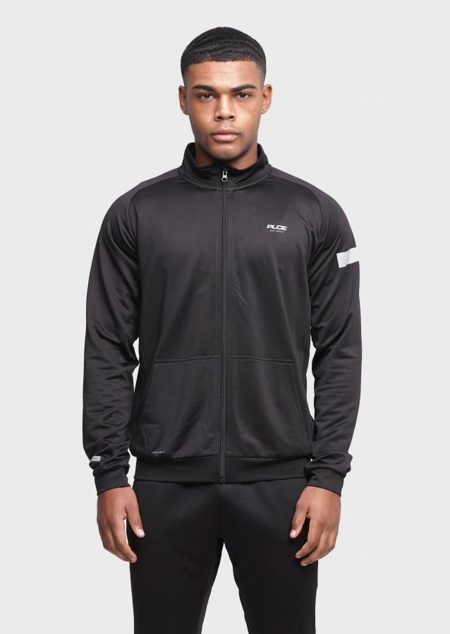 Luge Black Sweatshirt
