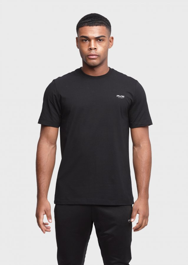 Base Black T Shirt