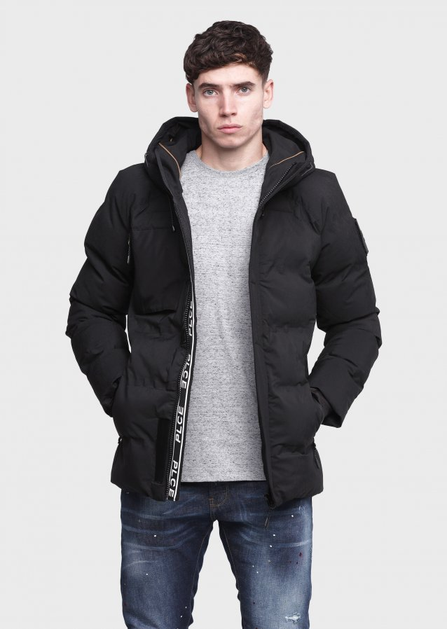 Antarctica Black Jacket