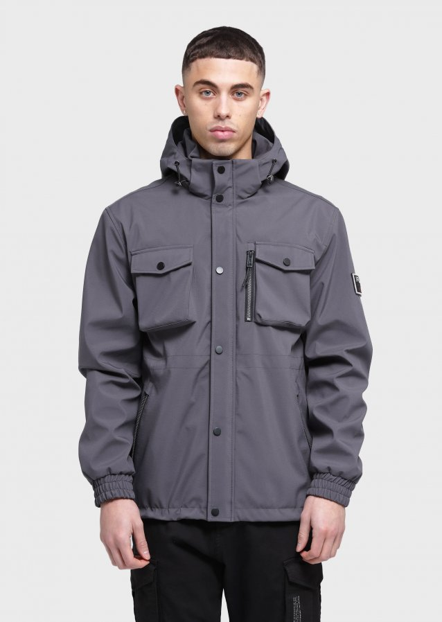 Bryson Grey Jacket