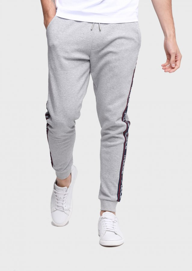 Demand Grey Joggers