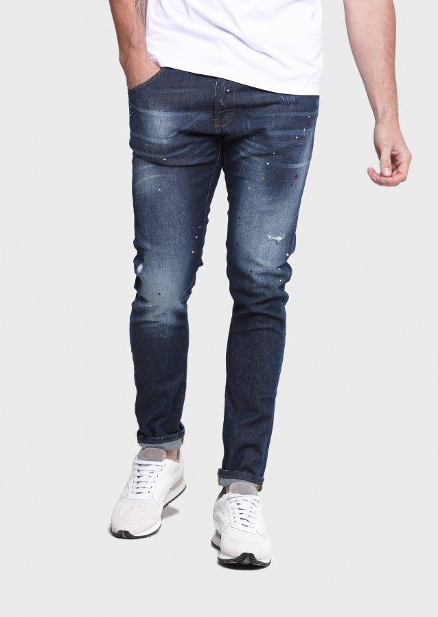 Moriarty LAK 643 Slim Fit Jeans