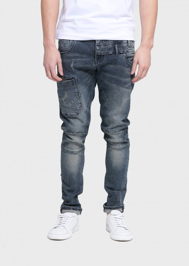 Moriarty TAP 627 Slim Fit Jeans