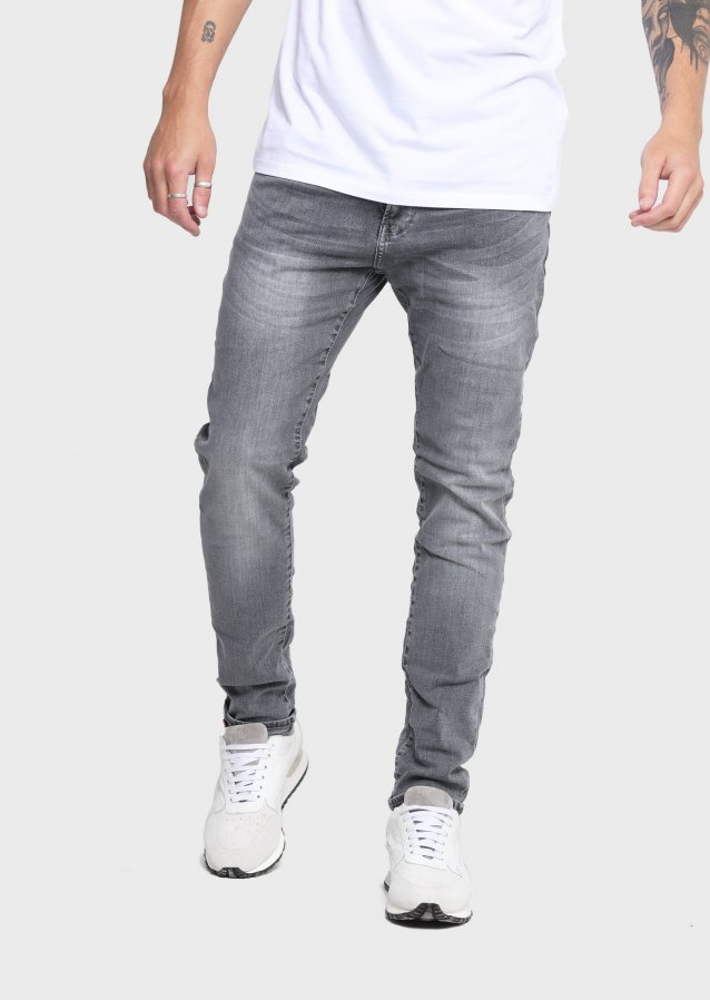 Moriarty Laker 631 Activeflex Super Stretch Slim Grey Jeans