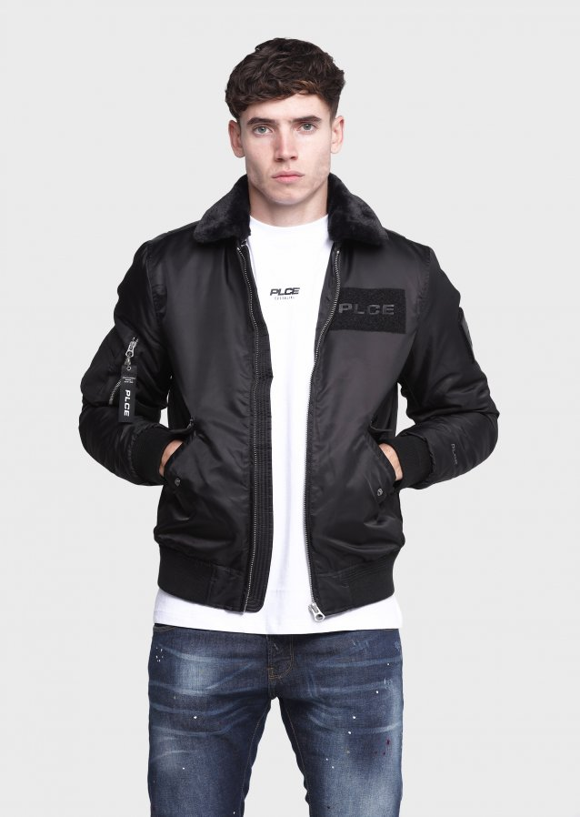 Relating Black Jacket
