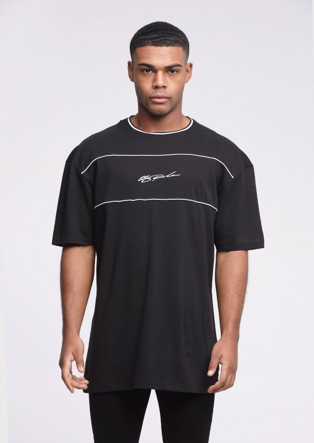 Ruck Black T-Shirt
