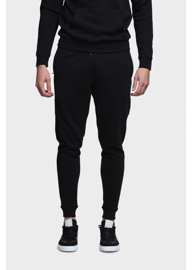 Swiftly Black Joggers