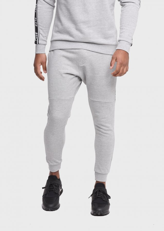Tackel Marl Grey Jogger