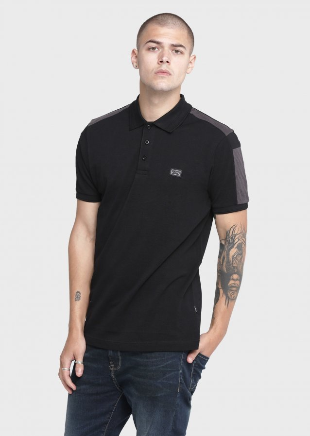 Twilled Polo Shirts