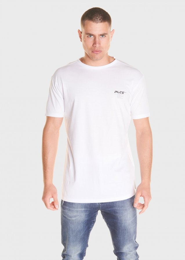 Stretch White T-Shirt