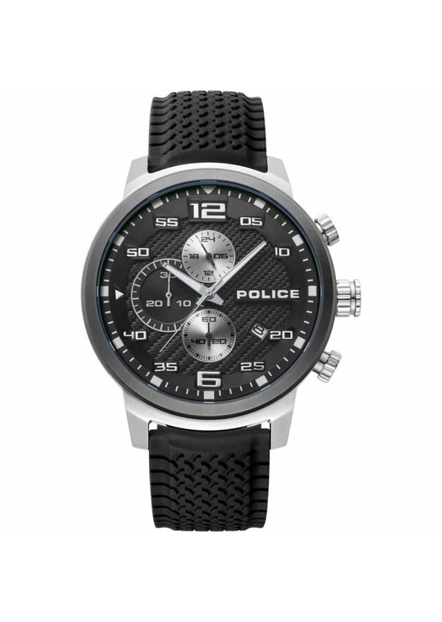 Bromo Police Watches - 15657JSTU/02P