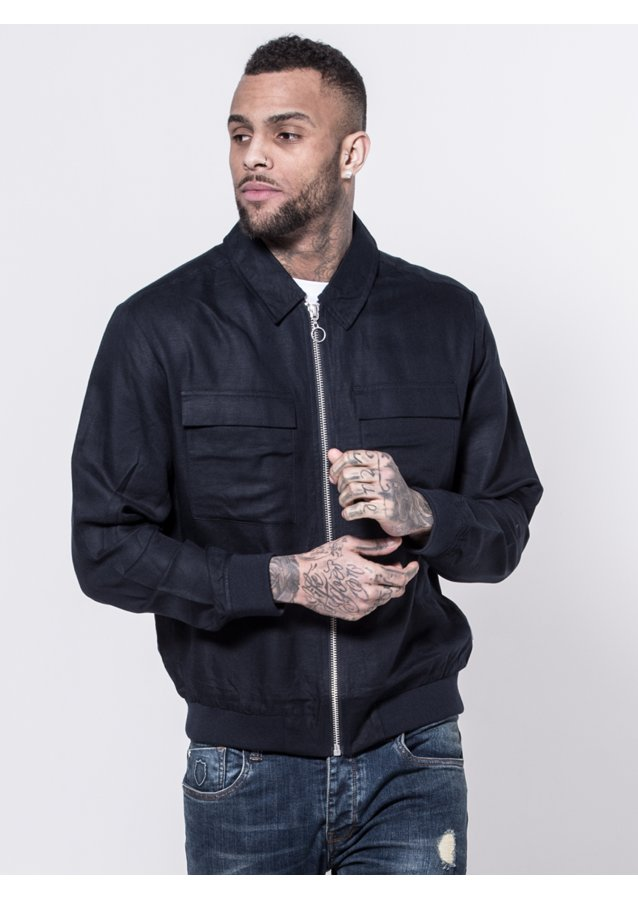 Cam Black Jacket