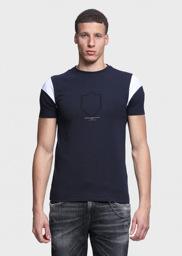 Ennis Navy T-Shirt