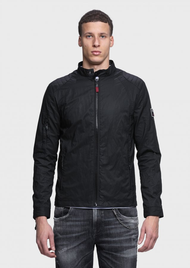 Haslet Black Jacket