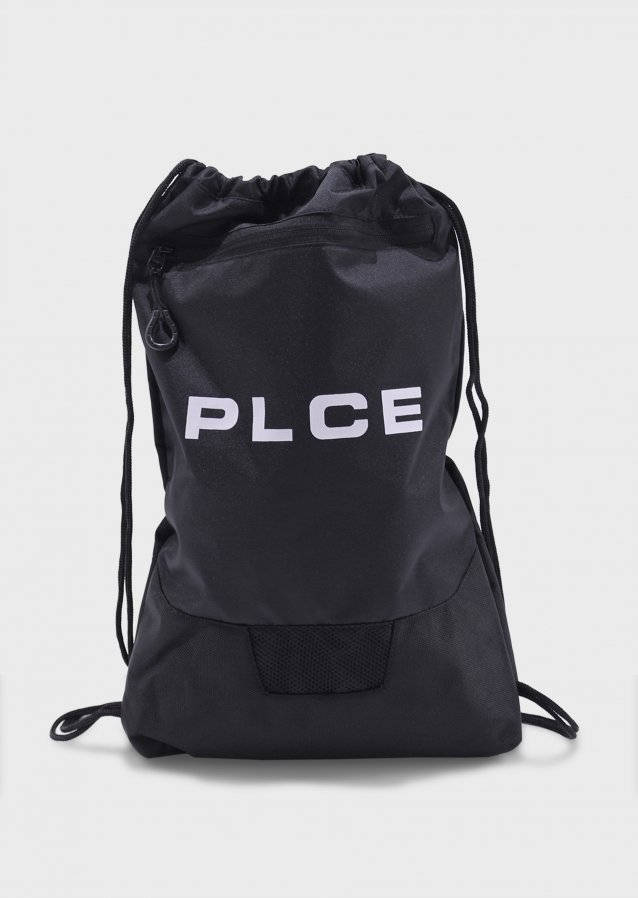Waze Black GYM Bag