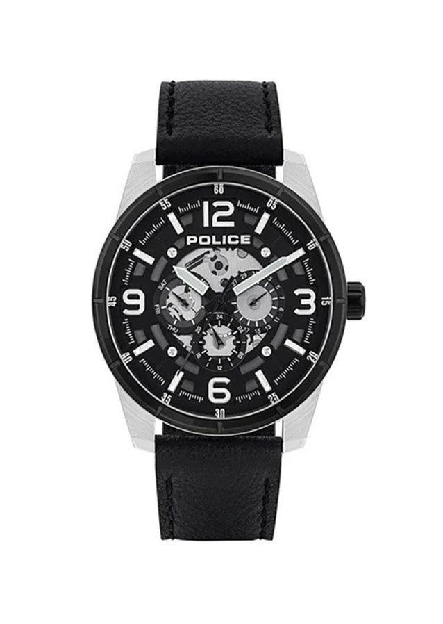 Police Watches Lawrence 15663JSTB/02