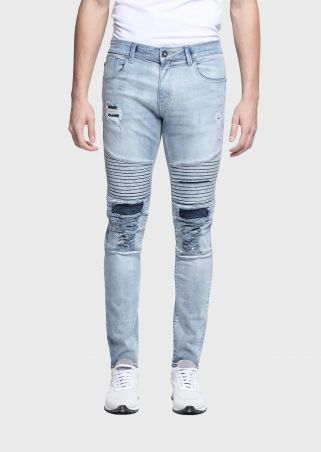 Moriarty Buell 664 Slim Fit Jeans