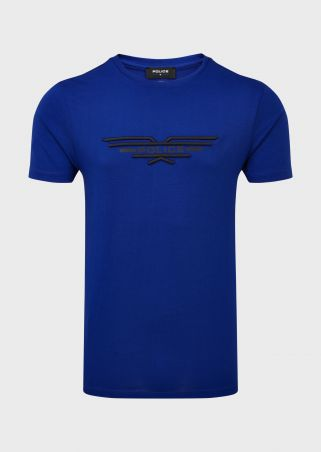 Pure Electric Blue T shirt
