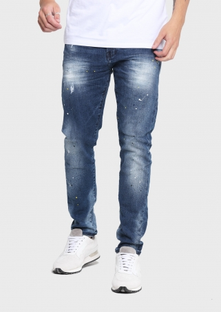 Moriarty LAK 642 Slim Fit Jeans