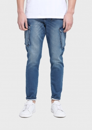 Moriarty ICE 610 Slim Fit Jeans