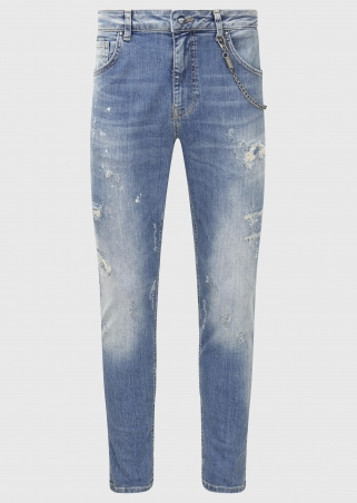 Moriarty COB 715 Slim Fit Jeans