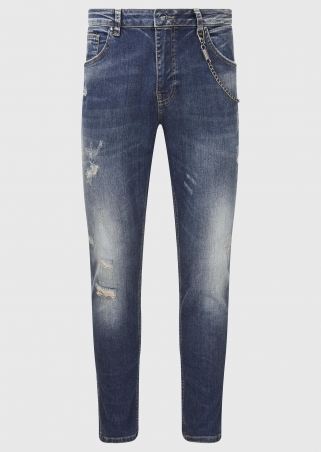 Moriarty COB 717 Slim Fit Jeans