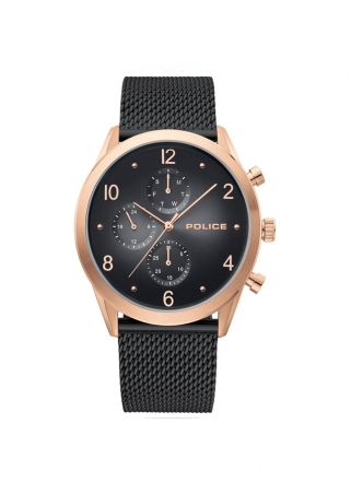 Police Watches Silfra 15922JSR/02MMB