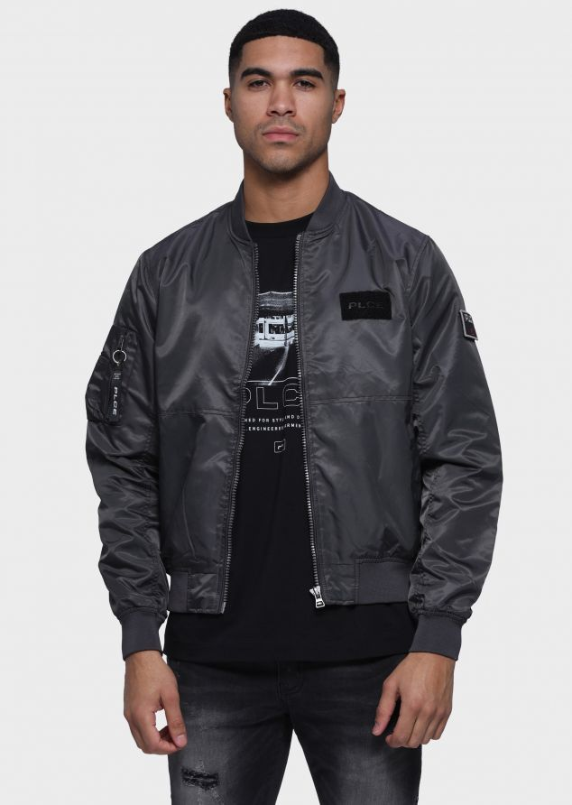 Poll Jackets (Charcoal;S)