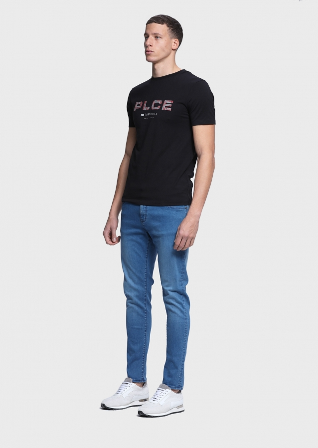 Moriarty LAK 687 Slim Fit Jeans