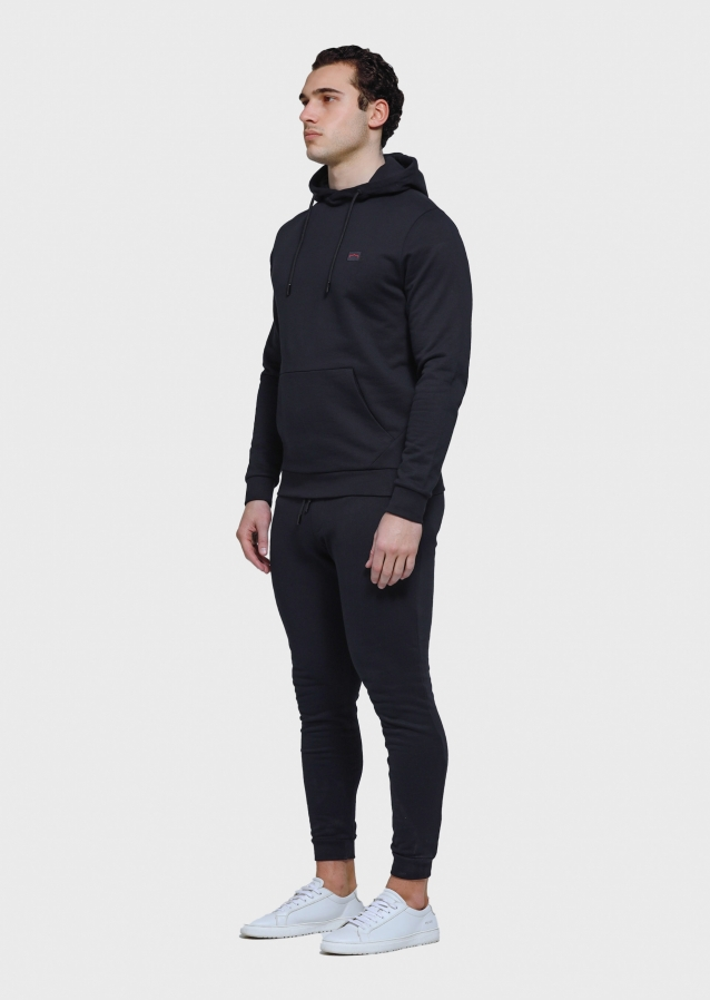 Erden Black Sweatshirt