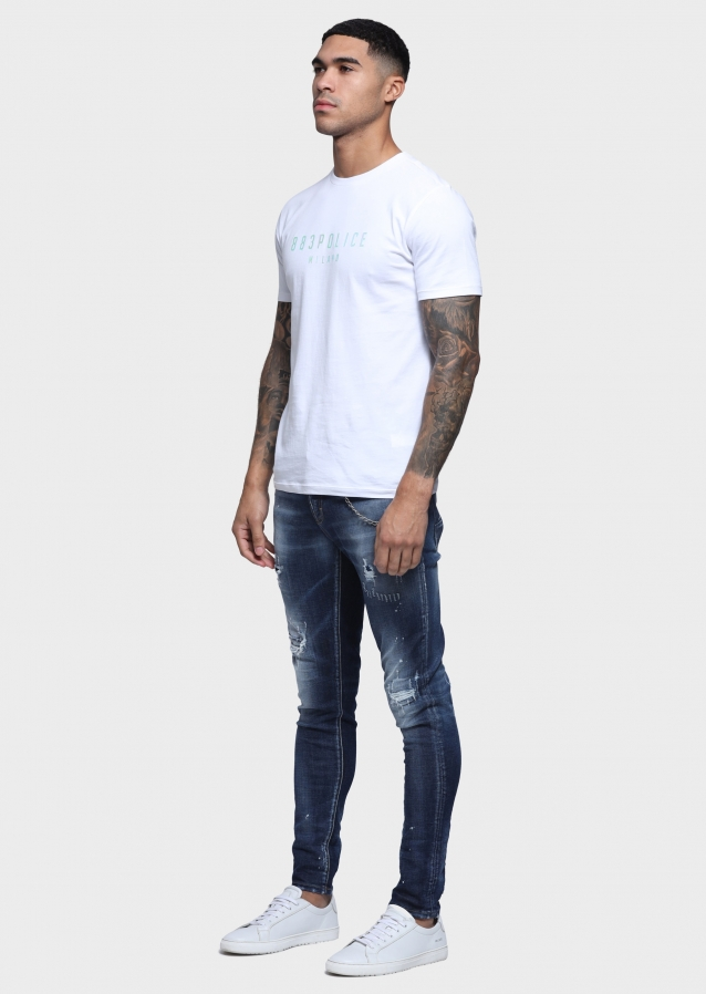 Moriarty COB 718 Slim Fit Jeans