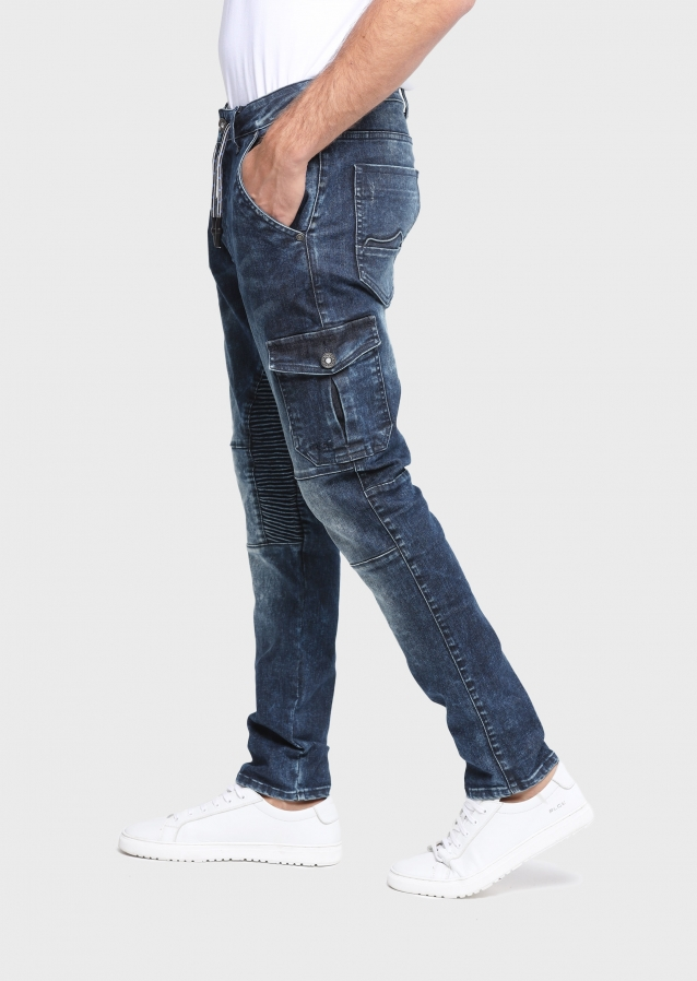 Moriarty ALD 627 Slim Fit Jeans