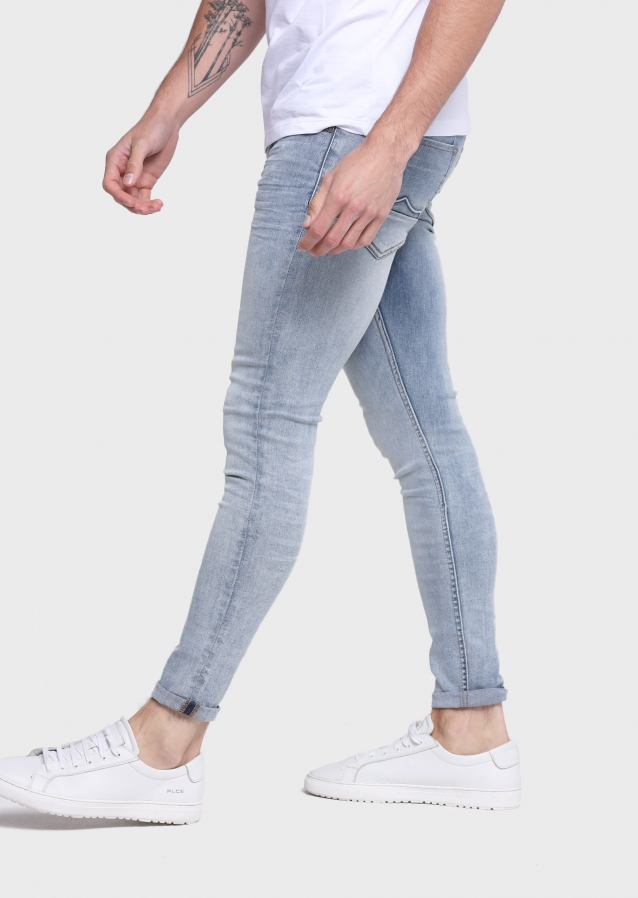 Moriarty LAK 664 Slim Fit Jeans