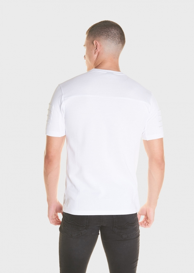 Carn White T-Shirt