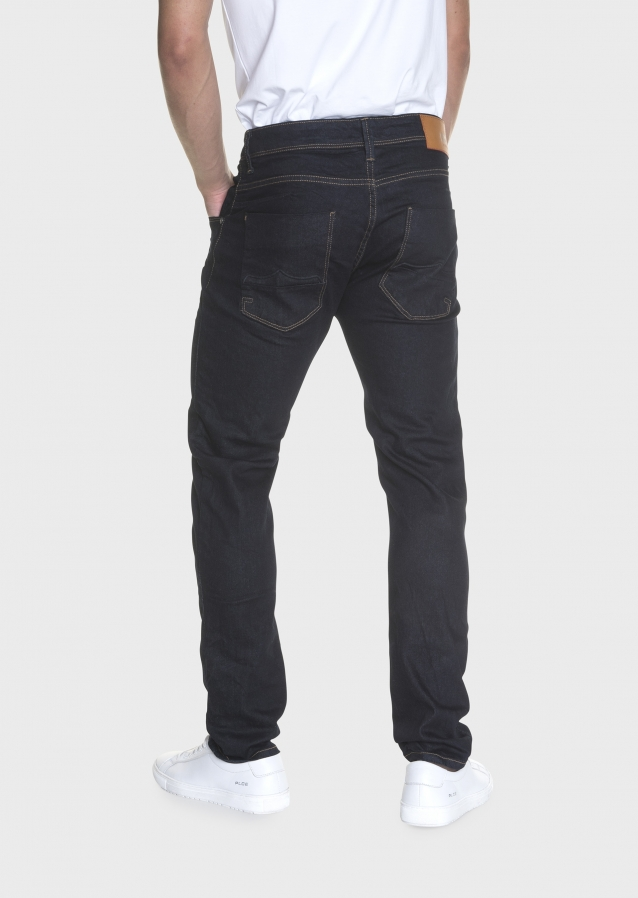 Cassady Mot 128 Dark Wash Regular Stretched Jeans