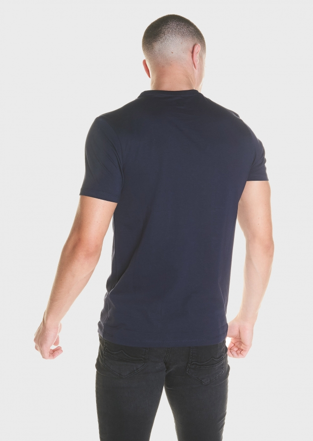Ison Navy T Shirts