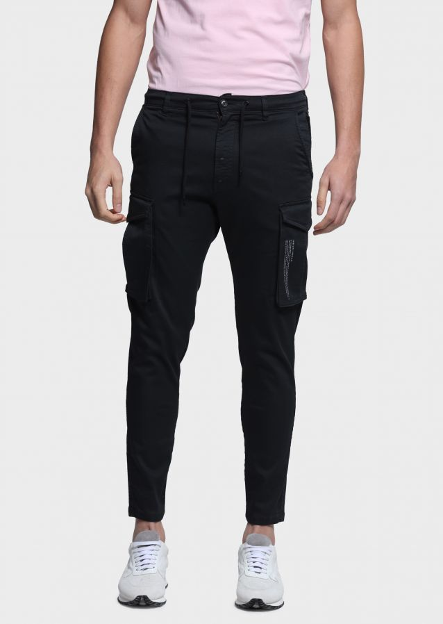 Moriarty Danin Slim Fit Jeans (Charcoal;Long;28)