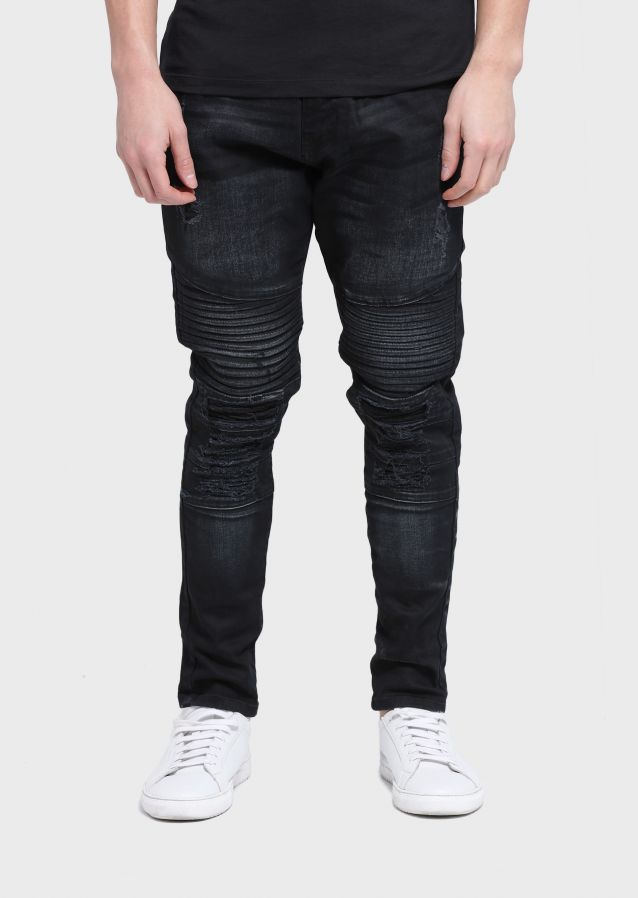 Moriarty Buell 622 Slim Fit Jeans