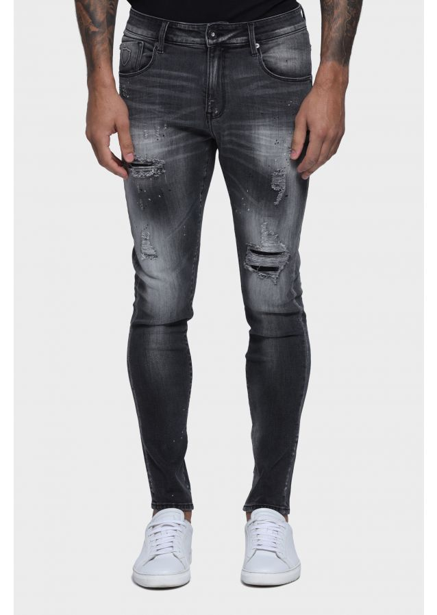 Moriarty LAK 675 Slim Fit Jeans