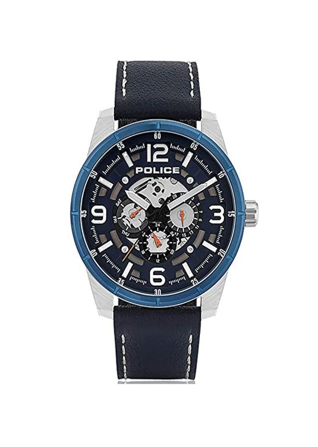 Police Watches Lawrence - 15663JSTBL/03
